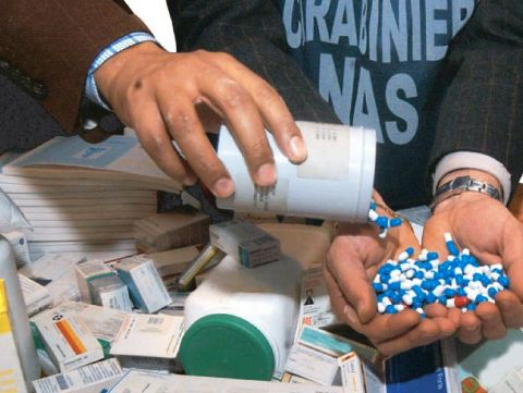 Farmacii