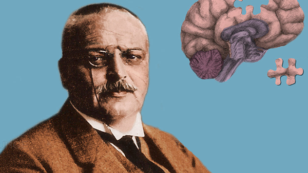 Alois Alzheimer - Doctor Dinu